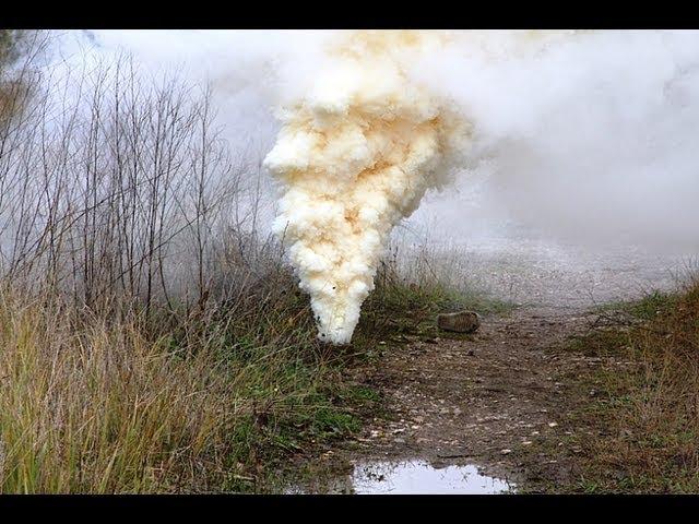 Дымовая шашка своими руками фото