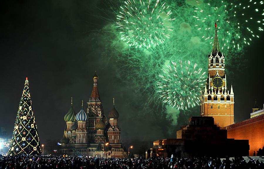 Купить фейерверки и пиротехнику в Тюмени - Русский