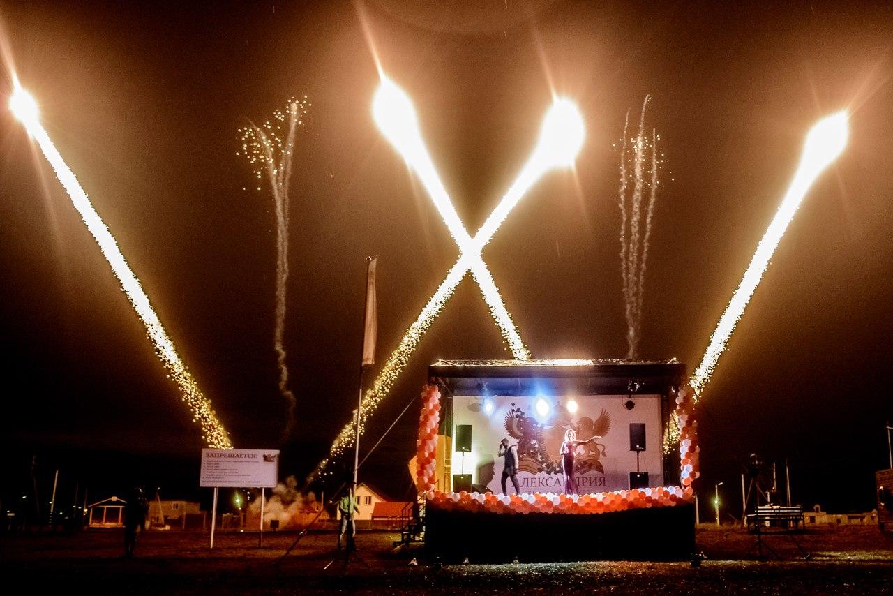 Бенгальские огни: С- russkij-fejerverkru